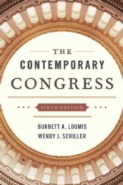 The Contemporary Congress (Hardcover)