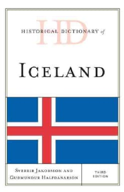Historical Dictionary of Iceland (Hardcover)