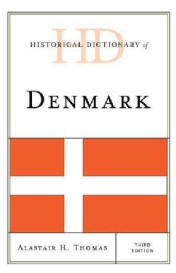 Historical Dictionary of Denmark (Hardcover)