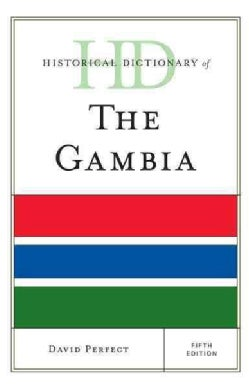 Historical Dictionary of the Gambia (Hardcover)