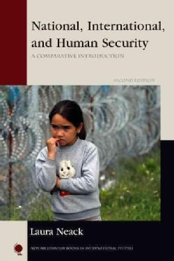 National, International, and Human Security: A Comparative Introduction (Paperback)