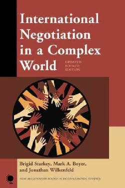 International Negotiation in a Complex World (Paperback)