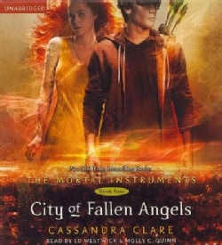 City of Fallen Angels (CD-Audio)