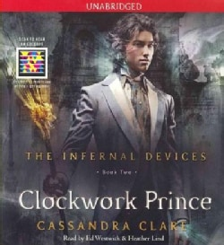 Clockwork Prince (CD-Audio)