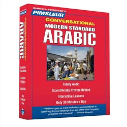 Pimsleur Conversational Modern Standard Arabic (CD-Audio)