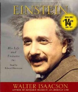 Einstein: His Life and Universe (CD-Audio)