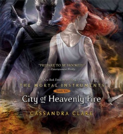City of Heavenly Fire (CD-Audio)