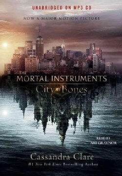 City of Bones (CD-Audio)