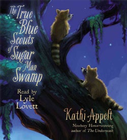 The True Blue Scouts of Sugar Man Swamp (CD-Audio)