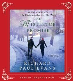 The Mistletoe Promise (CD-Audio)