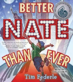 Better Nate Than Ever (CD-Audio)