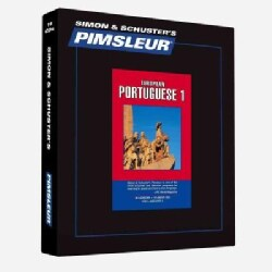 Pimsleur Portuguese European, Level 1: Learn to Speak and Understand European Portuguese With Pimsleur Language Pr... (CD-Audio)