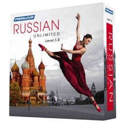 Pimsleur Russian Unlimited Levels 1-3