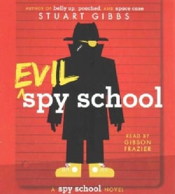 Evil Spy School (CD-Audio)