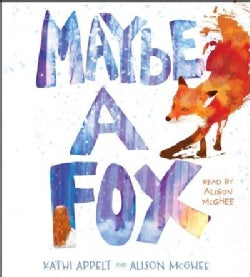 Maybe a Fox (CD-Audio)