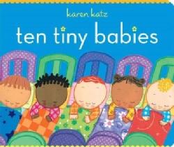 Ten Tiny Babies (Board book)