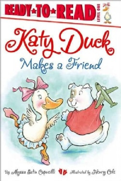 Katy Duck Makes a Friend (Paperback)