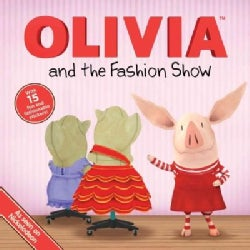 Olivia and the Fashion Show (Paperback)