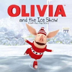 Olivia and the Ice Show (Paperback)