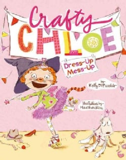 Dress-Up Mess-Up (Hardcover)