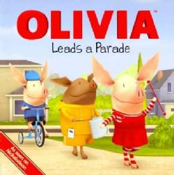 Olivia Leads a Parade (Paperback)
