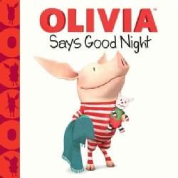 Olivia Says Good Night (Hardcover)