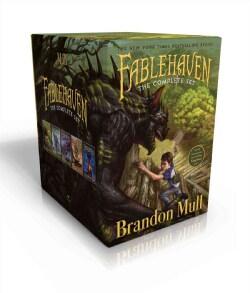 Fablehaven Complete Set (Paperback)