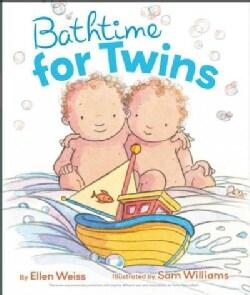 Bathtime for Twins (Board book)
