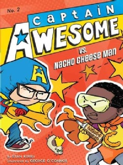 Captain Awesome Vs. Nacho Cheese Man (Paperback)