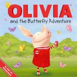 Olivia and the Butterfly Adventure (Board book)