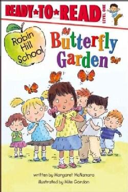 Butterfly Garden (Paperback)