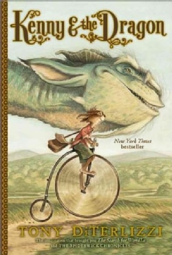 Kenny & the Dragon (Paperback)