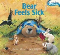 Bear Feels Sick (Board book)