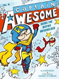 Captain Awesome Saves the Winter Wonderland (Paperback)