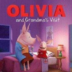 Olivia and Grandma's Visit (Paperback)