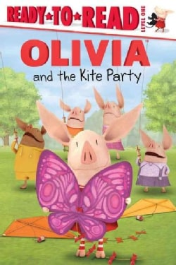 Olivia and the Kite Party (Paperback)