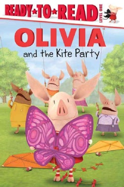 Olivia and the Kite Party (Hardcover)