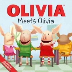 Olivia Meets Olivia (Paperback)