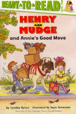 Henry and Mudge Ready-to-read: Henry and Mudge the First Book / Henry and Mudge and Annie's Good Move / Henry and... (Paperback)