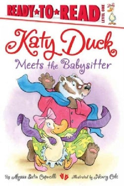 Katy Duck Meets the Babysitter (Paperback)