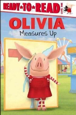 Olivia Measures Up (Paperback)