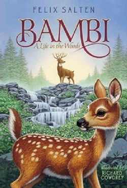 Bambi: A Life in the Woods (Paperback)