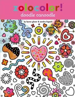 Zolocolor! Doodle Canoodle (Paperback)