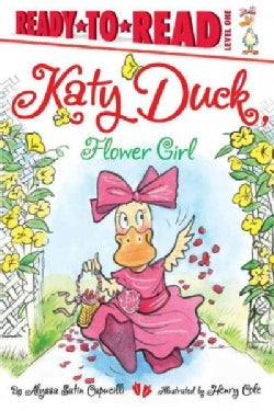 Katy Duck, Flower Girl (Paperback)
