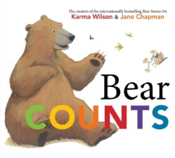 Bear Counts (Hardcover)