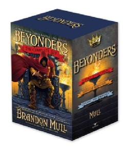 Beyonders: The Complete Set (Hardcover)