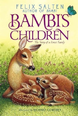 Bambi's Children: The Story of a Forest Family (Hardcover)