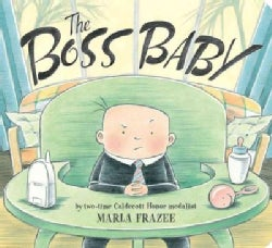 The Boss Baby (Board book)