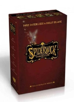 The Spiderwick Chronicles: The Field Guide / The Seeing Stone / Lucinda's Secret / The Ironwood Tree / The Wrath ... (Hardcover)