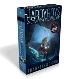 Hardy Boys Adventures: Secret of the Red Arrow / Mystery of the Phantom Heist / The Vanishing Game / Into Thin Air (Paperback)